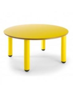 Mesa circular de 120 cm de...