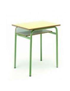 Mesa escolar con bandeja...