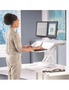 Mesa de ordenador elevable...