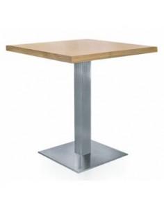 Mesa de comedor con pie...
