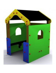Casa de juegos infantil