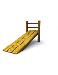 Elementos deportivos de madera
