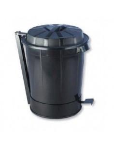 Cubo con pedal 50 litros