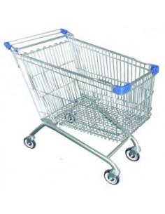 Carro supermercado reforzado