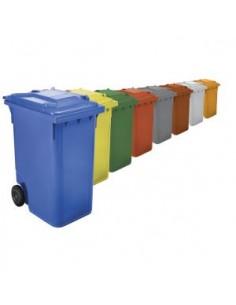 Cubo de basura de 240...