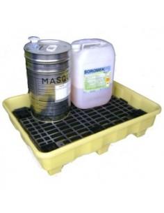 Palet retención 150 litros