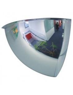 Espejo hemisférico 1/8 esfera