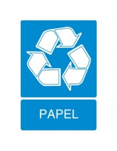 Señal de reciclaje